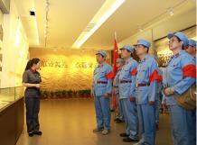 河南天道文化教育集团简述其大别山精神的内涵